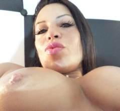 Ana ribera webcam brunatte slut masturbates for you - 1 part 10